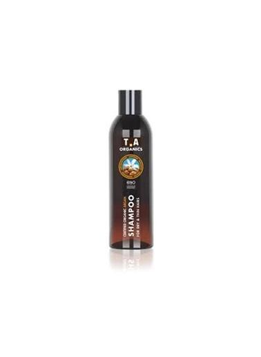 Tekin Acar Organic Argan Shampoo 250Ml Renksiz